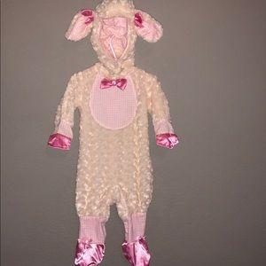 Other - Little Lamb Halloween Infant Girl Costume